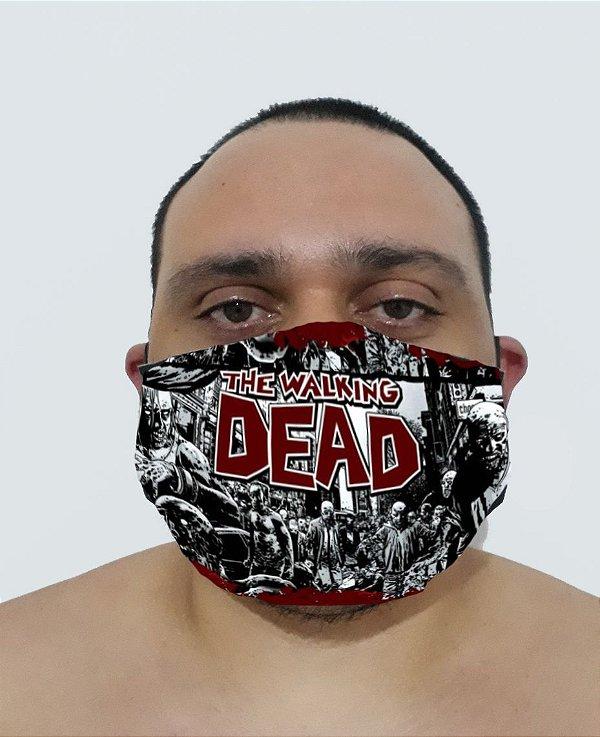 Máscara The Walking Dead
