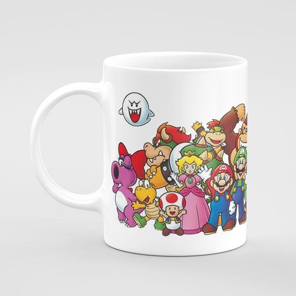 Mario Mug Friends