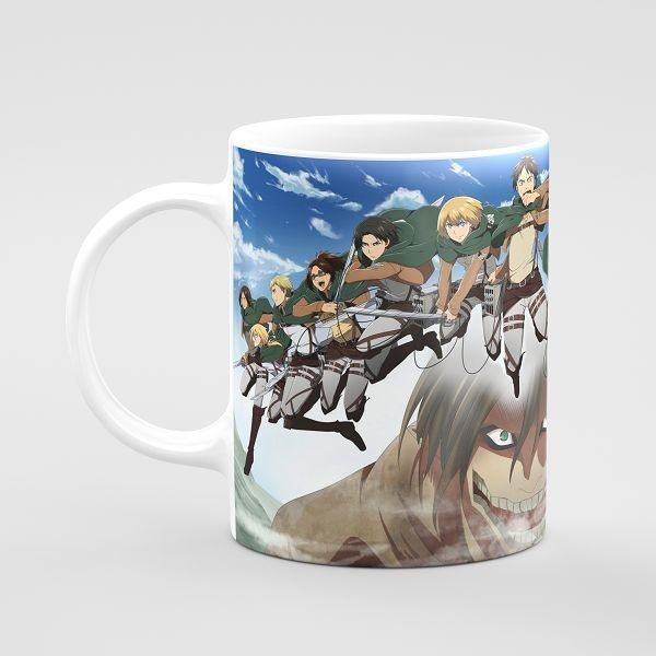Attack of Titan - Mug