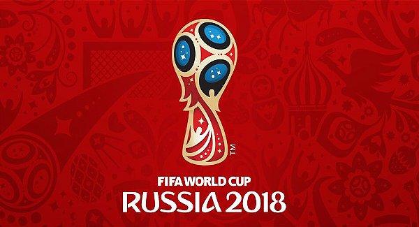 Painel de Festa Copa do Mundo Russia 2018