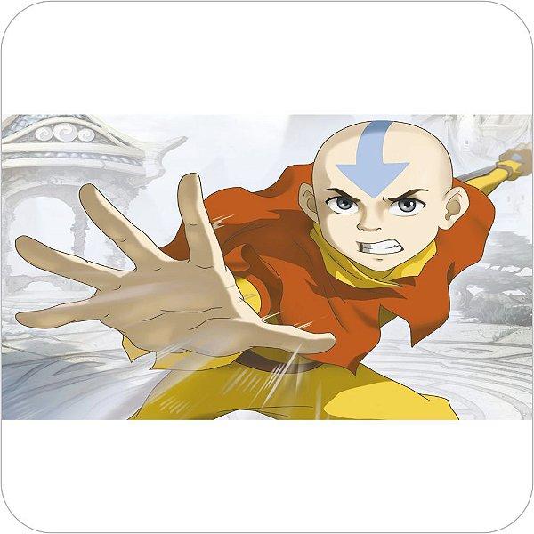 Painel de Festa Infantil Avatar - Aang II