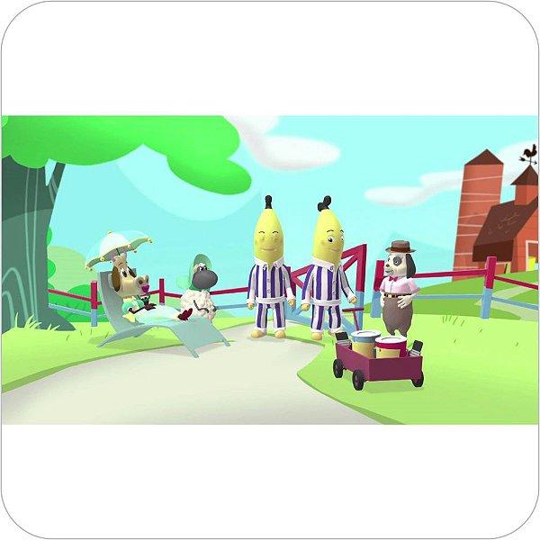Painel de Festa Infantil Bananas de Pijamas II