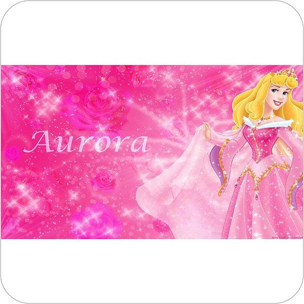 Painel de Festa Infantil Bela Adormecida - Aurora