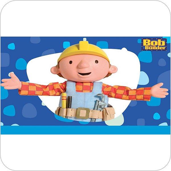 Painel de Festa Infantil Bob Construtor