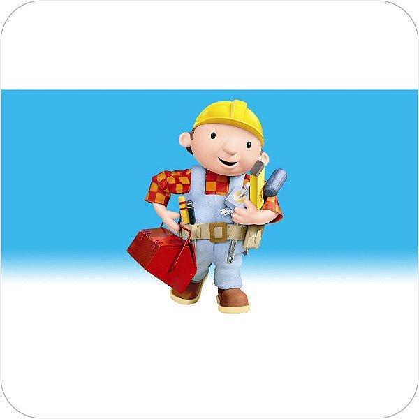 Painel de Festa Infantil Bob Construtor II