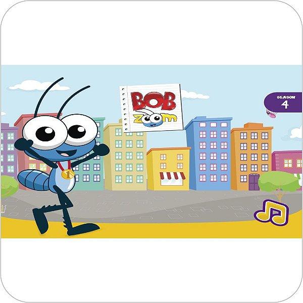 Painel de Festa Infantil Bob Zoom V