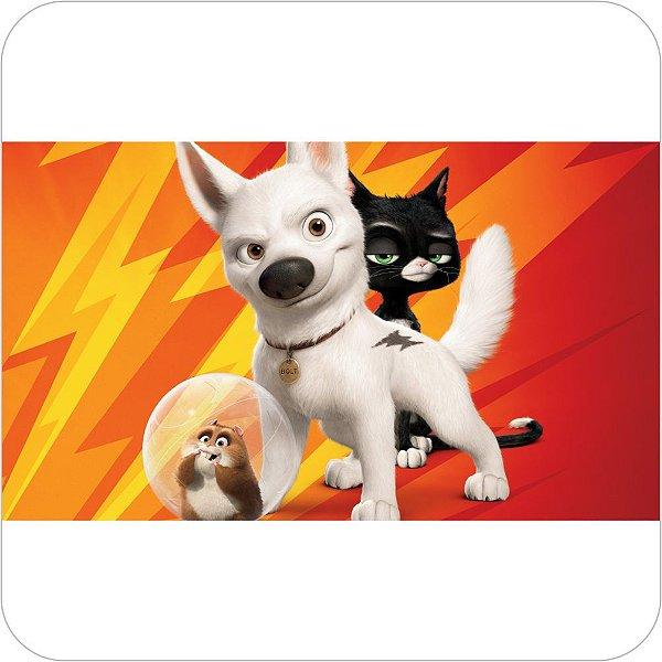 Painel de Festa Infantil Bolt - O Super Cão - Trio