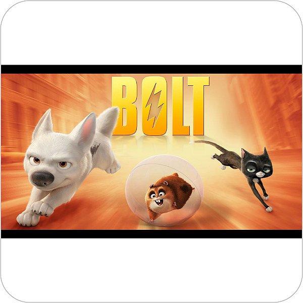 Painel de Festa Infantil Bolt - O Super Cão - Correndo