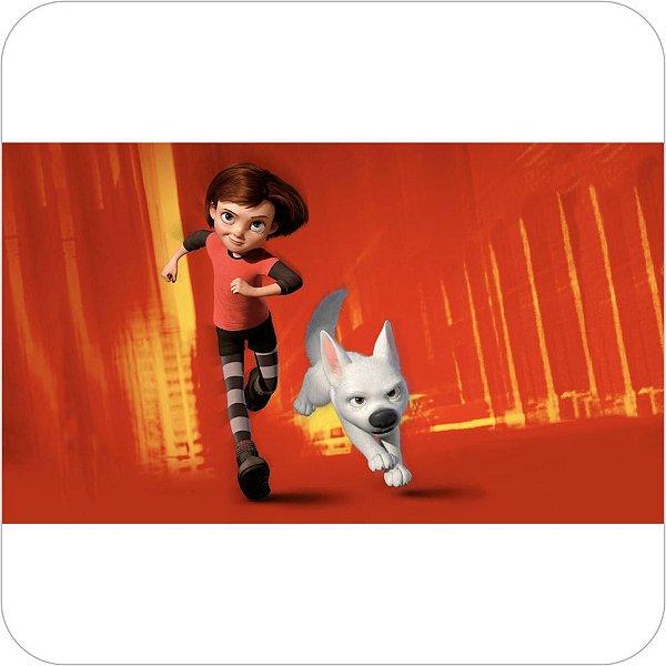Painel de Festa Infantil Bolt - O Super Cão e Penny