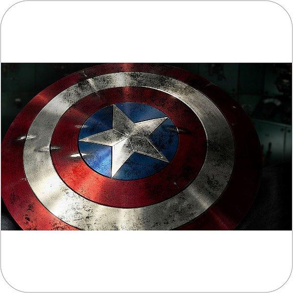 Painel de Festa Infantil Capitão America - Escudo