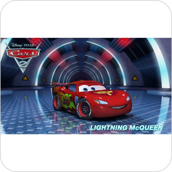 Painel de Festa Infantil Carros - Relâmpago McQueen II