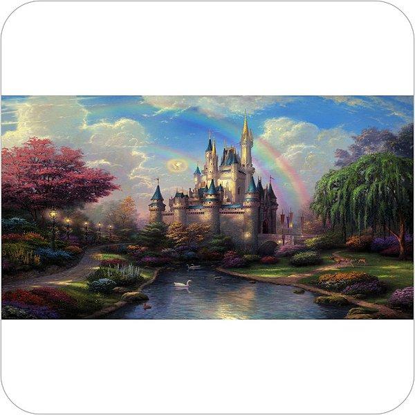 Painel de Festa Infantil Castelos