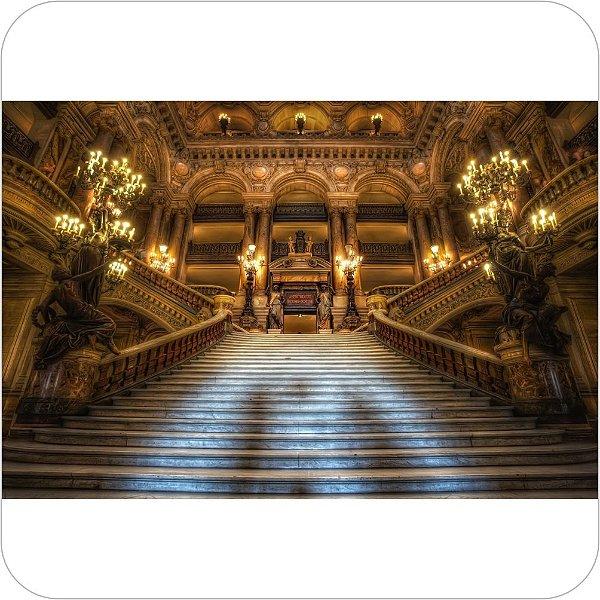 Painel de Festa Infantil Castelos - Escadas