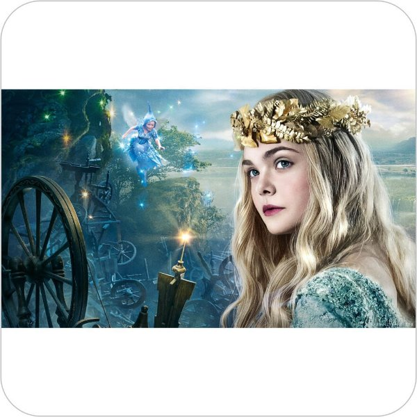 Painel de Festa Infantil Cinderela O Filme - Lily James