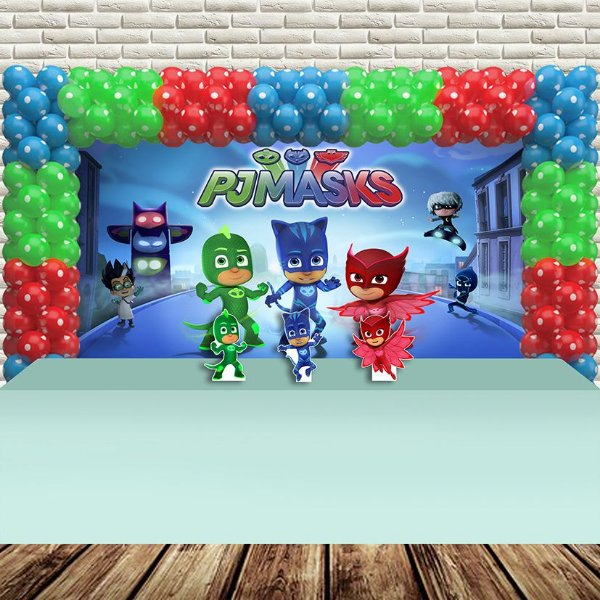 Kit Festa PJ Masks