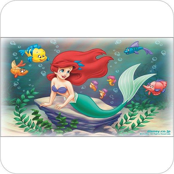 Painel Para Festa Infantil - A Pequena Sereia - Fundo do Mar