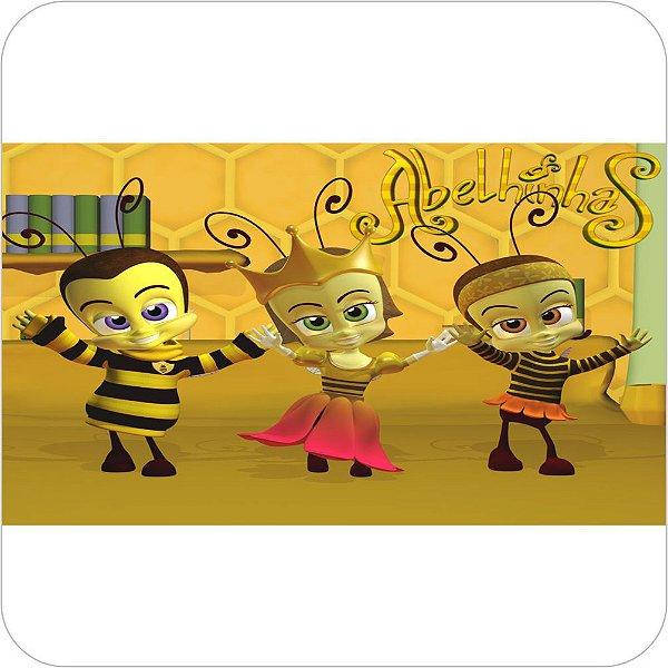 Painel Para Festa Infantil - Abelhinhas Dançando
