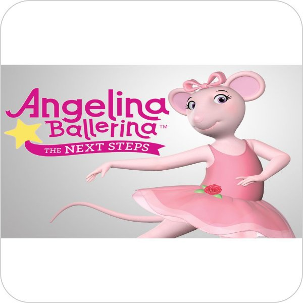 Painel Para Festa Infantil Angelina Bailarina