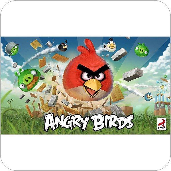 Painel de Festa Infantil Angry Birds