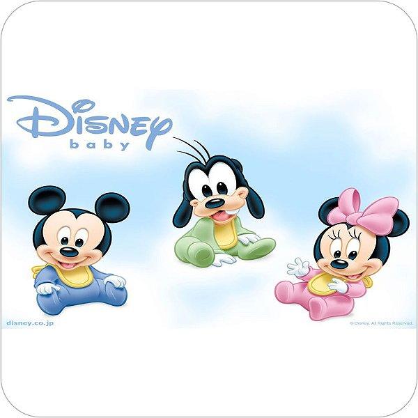 Painel de Festa Infantil Baby Disney - Trio