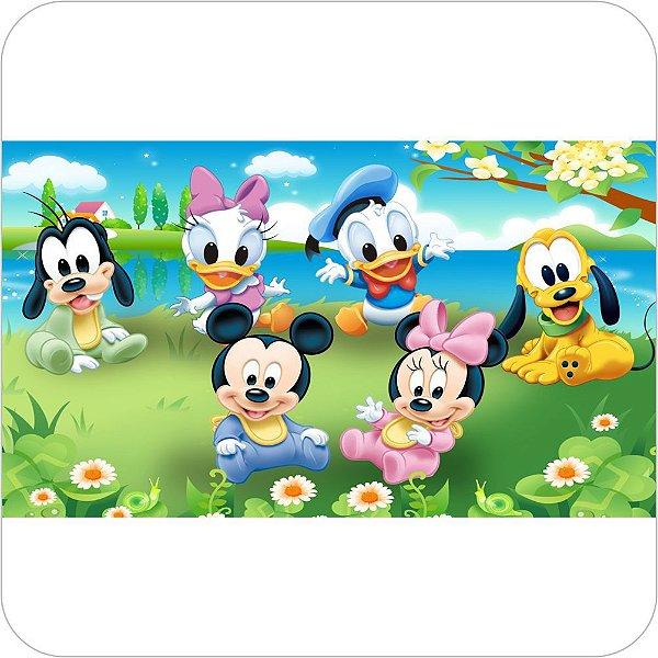 Painel de Festa Infantil Baby Disney II