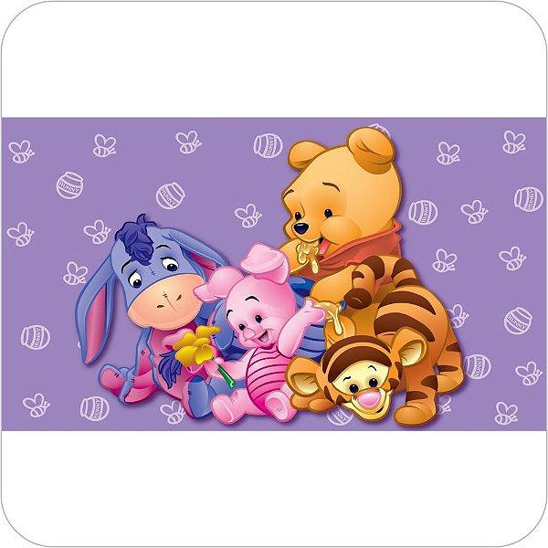 Painel de Festa Infantil Baby Pooh- Turma