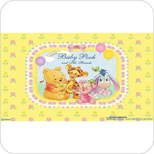 Painel de Festa Infantil Baby Pooh