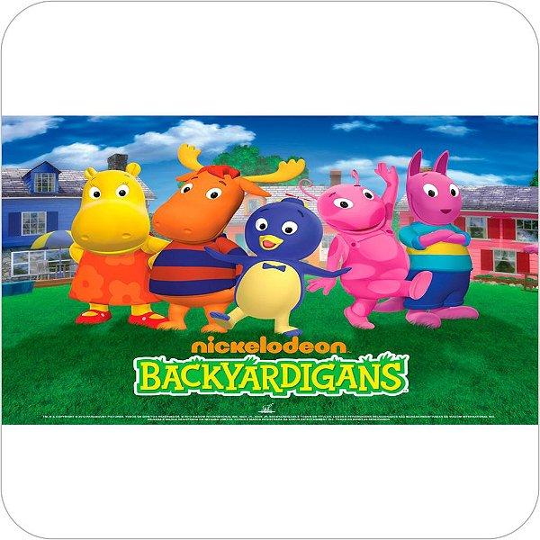 Painel de Festa Infantil Backyardigans III