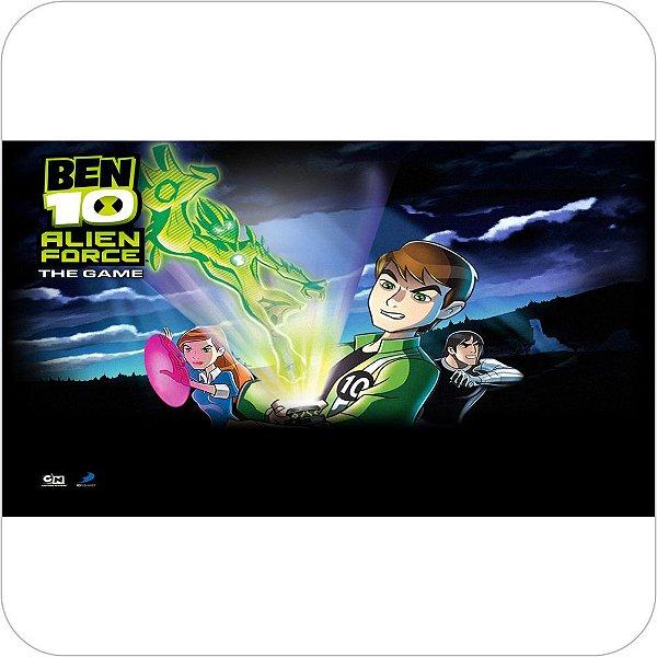 Painel de Festa Infantil Ben 10 Força Alienígena Jogo