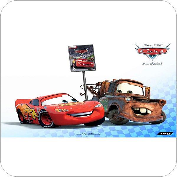 Painel de Festa Infantil Carros - McQueen e Mater