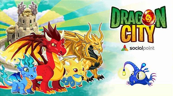 Painel para decoração de festa infantil  -  Dragon City