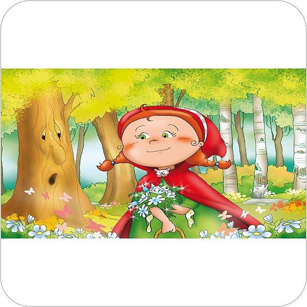 Painel de Festa Infantil Chapeuzinho Vermelho