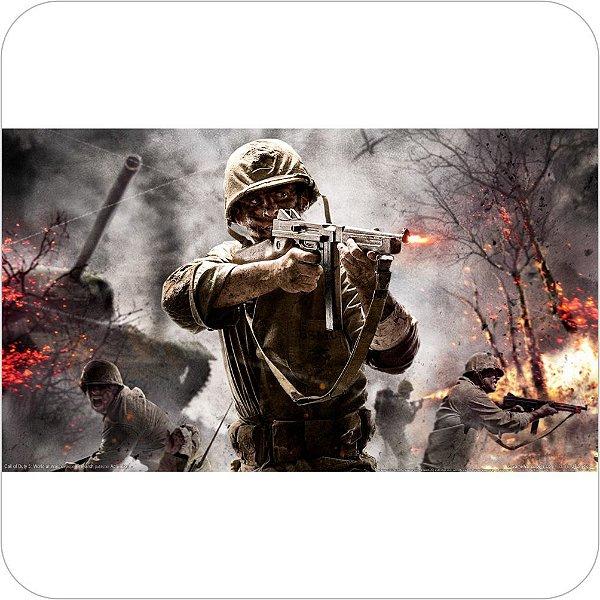 Painel de Festa Infantil Call of Duty - World At War