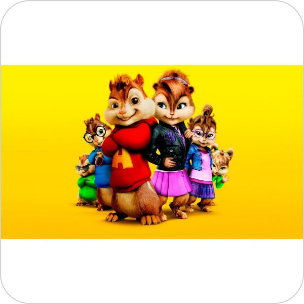 Painel de Festa Infantil Alvin e os Esquilos Grupo
