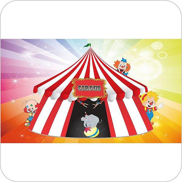 Painel de Festa Infantil Circo