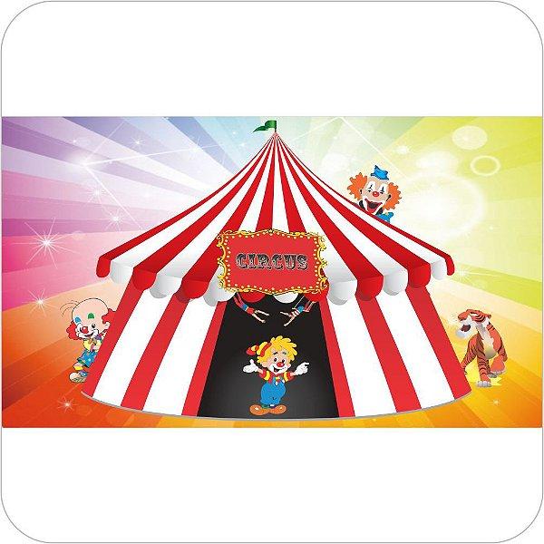 Painel de Festa Infantil Circo II
