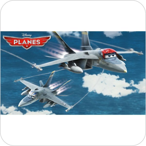 Painel de Festa Infantil Aviões - Disney - Jatos