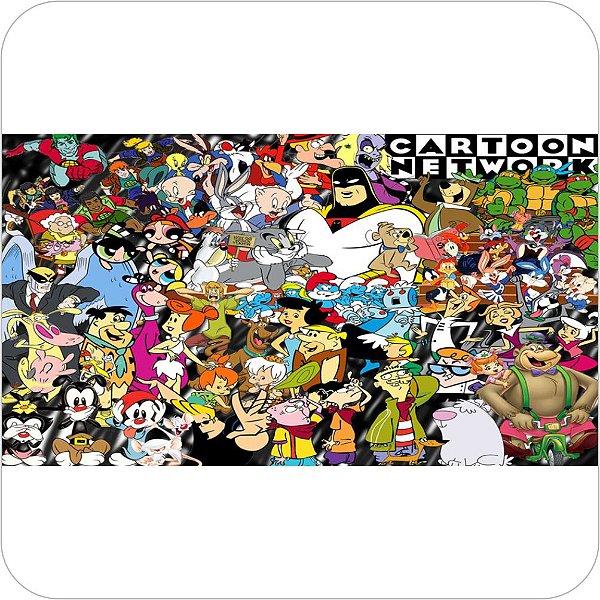 Painel de Festa Infantil Cartoon Network - Desenhos Clássicos