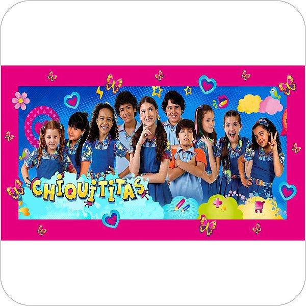 Painel de Festa Infantil Chiquititas - Crianças