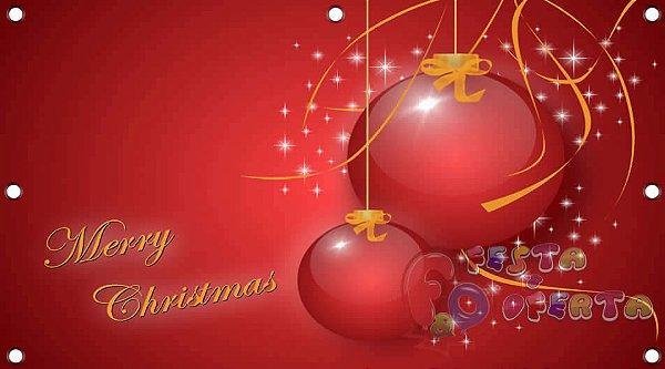 Painel para decoração de festa infantil  -  Natal