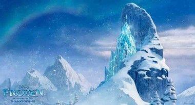 Frozen filme em uma aventura congelante