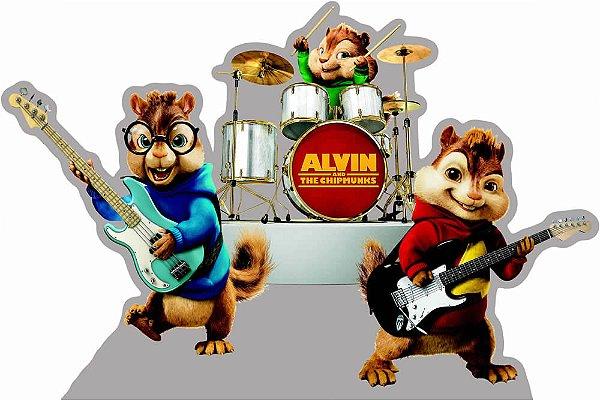 Totens - Displays - Alvin e os Esquilos 06
