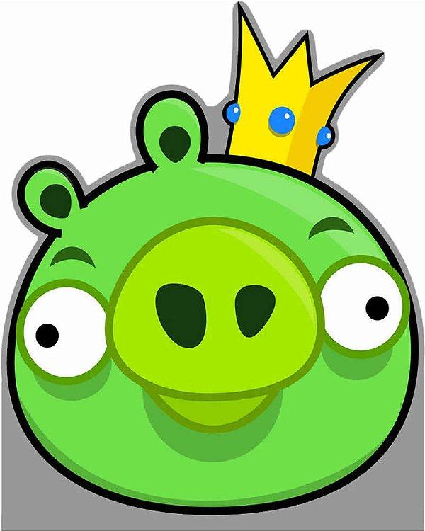 Totens - Displays - Angry Birds 04