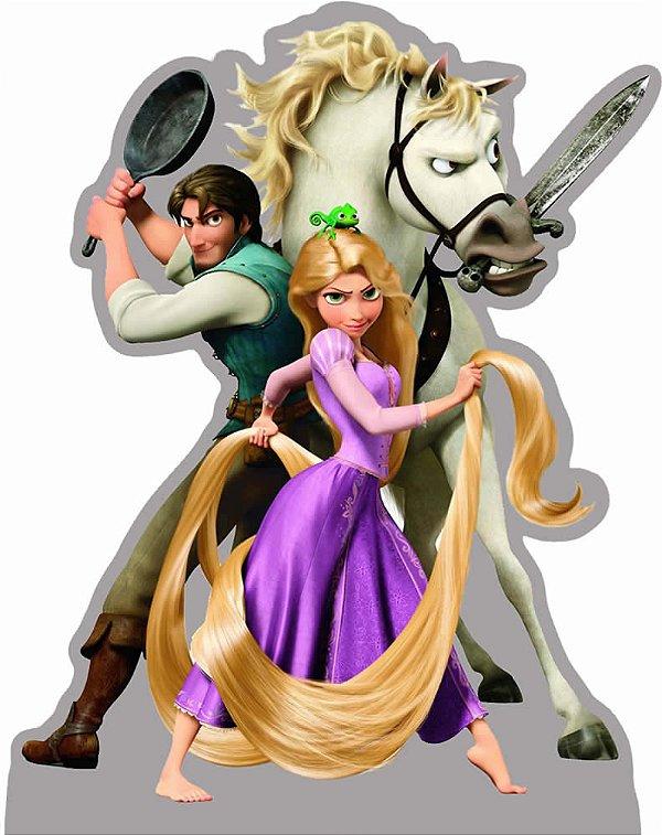 Totens - Displays - Enrolados - Rapunzel