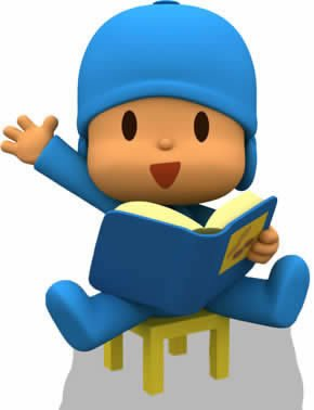Totens - Displays - Pocoyo