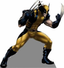 Totens - Displays - Wolverine