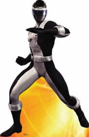 Totens - Displays - Power Rangers