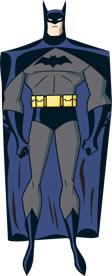 Totens - Displays - Batman