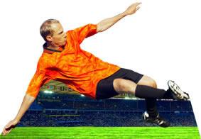 Totens - Displays - Futebol