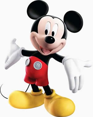 Totens - Displays - Turma do Mickey